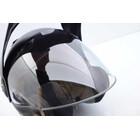 38058★未使用?美品♪ARAI アライ ジェットヘルメット CT-Z★Mサイズ 57-58cm マットブラック系?
