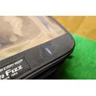 36039★ツーリングに!TANAX MOTO FIZZ★マグネット式タンクバッグ MFK-104★140×300×350mm★レインカバー付き