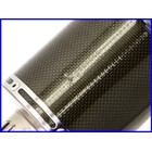 【M2】良品♪アールズギア ワイバン カーボン サイレンサー60.5Φ♪X4-LD/CB1300SF/XJR/ZRX1100/1200/ゼファー/ZZR1100/GPz900R♪