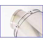 【M2】良品♪アールズギア ワイバン チタンサイレンサー♪60.5mm♪CB1300SF/XJR/ZRX1100/1200/ゼファー/ZZR1100/GPz900R♪