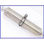 【M4】良品♪996 LeoVince SBK Oval チタンスリップオンマフラー♪45mm♪レオビンチ♪748/916/998♪