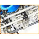 ★ 《M2》良品♪ZZR1100-D FCRキャブレターset 41mm♪洗浄済♪ハイスロットル&薄型 右スイッチ♪