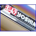 ★ 《M4》良品♪GSX1300Rハヤブサ('99〜'02) ヨシムラ Tri-Oval チタンサイクロンマフラー♪タンデムステップ付♪