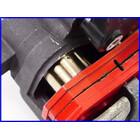 ★ 【M1】良品♪CB750F 純正リアキャリパー&サポートset♪デイトナ 赤パッド♪CB900F/CB1100F♪