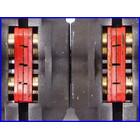 ★ 【M1】良品♪NSR250R-SE(MC21) 純正NISSIN 4POT フロントキャリパーset♪赤パッド♪