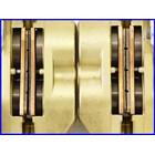 ★ 【M1】良品♪GPz900R(A7〜A11) ブレンボ 4POTフロントキャリパー&サポートset♪40mm/62mm♪ZXR400/ゼファー1100/ZZR1100♪