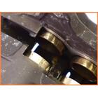 ★『M1』良品♪GPz900R(A12) TOKICO 6POTフロントキャリパーset♪90mm♪ZRX1100/ZRX1200/ZX-12R♪