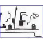 ★【M2】良品♪GSX-R1000(′05) 純正ステー・ボルト類パーツset♪実働車取外♪11612km♪