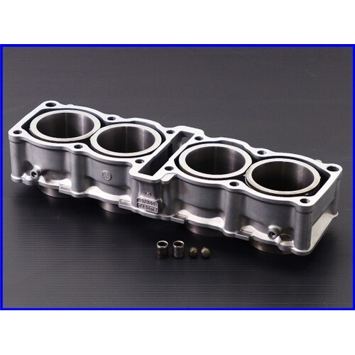 ★【M3】FZR750R(OW-01) 純正シリンダー♪ウェットブラスト処理♪