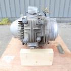 MD90 郵政カブ (6V) カスタム 色替え ブルー 外し 純正 エンジン ※実働車下ろし 201203HD1055