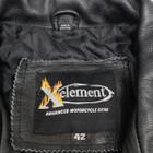 革/レザージャケット ダブルライダース エクセレメント/XELEMENT 42サイズ 210215HT0014