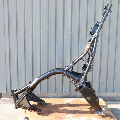 Z1000 ZRT00A 純正 メインフレーム 実動車バラシ 200917KD1066