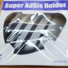 ARAI アライ ヘルメット パーツ 025292 スパーアドシスJホルダー ページシルバー 210107TD0391