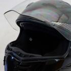フルフェイスヘルメット G-720 インナーバイザー付き ブラック フリーサイズ/57‾60cm 210122HT0035