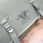 DEGNER/デグナー ミリタリーテイスト テキスタイル サドルバッグ/アメリカンバッグ 210802BD0026
