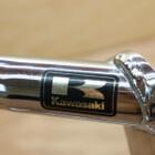 KAWASAKI W800 純正オプション エンジンガード/バンパー 210428BD0057