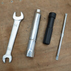 ホンダ PCX125 JF56 純正 車載工具セット/ツールセット 200917HD1052