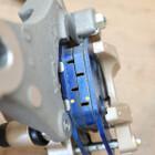 ホンダ グロム/GROM JC75 純正 NISSIN リアブレーキセット マスターシリンダー/キャリパー 200529HD1033
