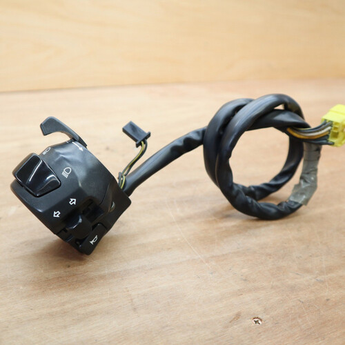 GSX-R600 純正 集合スイッチ 左側 L 210419SD1004
