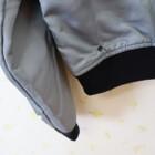 中古品★EASYRIDES/イージーライダース MA-1タイプ ウィンターナイロンジャケット Sサイズ 200402UD0211