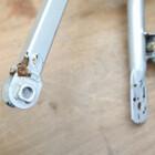 カワサキ ZXR250 ZX250A サブフレーム/シートレール 210617GO0013