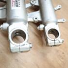GSX-R600 純正 フロントフォーク 左右 セット S340-00 SHOWA 210419SD1039