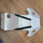 カワサキ KLX250 ZETA/ジータ アルミ スキッドプレート/エンジンアンダーガード 210428BD0190