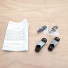 SW-MOTECH/SWモテック 汎用 ミラーエクステンション 40mm ブラック 201013AD0156