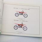 パーツリスト パーツカタログ CR250R ME03-196 / ME03-197 3版 200924MC0004