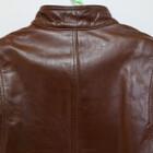HenlyBegins(DAYTONA) ヘンリービギンズ(デイトナ) レディース DH-501 レザージャケット SIZE:WL ※展示品 201130BD0621