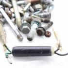 HONDA GL400 カスタム 純正 解体部品 ボルト/ナット/ステー いろいろ まとめ 200907HD2061