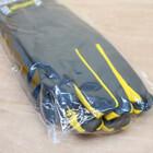 未使用★MOTOWN/モータウン ERH06-XL イージーライディングローブ ヘビー XLサイズ ブラック/イエロー 210115YS0016