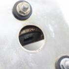HONDA GL500 純正 テールランプステー/ナンバーホルダー 200525HD2031