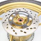 SUZUKi RG250Γ/ガンマ GJ21B 純正 リア ホイール ディスクローター/ハブスプロケット付き 200303KT0066