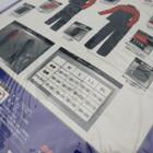 未使用品★YAMAHA/ヤマハ YAR27 CYBER TEX/サイバーテックス レインスーツ LLサイズ ガンメタル 200402UD0054