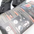 未使用品★HEATECH/ヒーテック venture ヒートアウターグローブ/電熱 VH-BX125 XSサイズ 200402UD0081