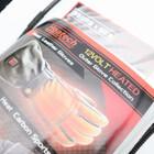 未使用品★HEATECH/ヒーテック venture カーボンスポーツグローブ/電熱 レディスXSサイズ 200402UD0066