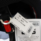 未使用品★石野商会 MAX-57W セミジェットヘルメット フリーサイズ ブラック/チタンカラー 200402UD0015