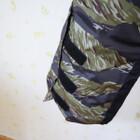 未使用品★MOTO FIELD/モトフィールド MFOP-13 オーバーパンツ グリーン/タイガーカモ Lサイズ 200402UD0233