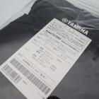 未使用品★YAMAHA/ヤマハ YAR27 CYBER TEX/サイバーテックス レインスーツ Lサイズ レッド 200402UD0022
