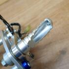 ホンダ GORILLA ゴリラ スペシャルパーツイハラ バックステップ ドラムブレーキ用 210818BD0072