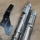 ハーレー ソフテイル FLSL1750 VANCE&HINES/バンス&ハインズ ショートショットスタッガード マフラー 210818BD0117