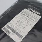 未使用品★YAMAHA/ヤマハ YAR27 CYBER TEX/サイバーテックス レインスーツ 3Lサイズ ガンメタル 200402UD0186