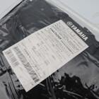 未使用品★YAMAHA/ヤマハ YAR27 CYBER TEX/サイバーテックス レインスーツ LLサイズ ガンメタル 200402UD0052