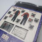 未使用品★YAMAHA/ヤマハ YAR27 CYBER TEX/サイバーテックス レインスーツ LLサイズ ガンメタル 200402UD0051