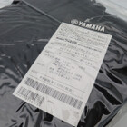 未使用品★YAMAHA/ヤマハ YAR27 CYBER TEX/サイバーテックス レインスーツ Lサイズ ガンメタル 200402UD0044