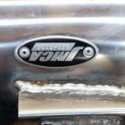 ヤマハ ドラッグスター400 SP忠男 スーパーコンバット T-DRAG Type7 フルエキ マフラー 210818BD0125