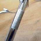 ハーレー ソフテイル デラックス FLSTN1580 純正 サドルバッグガード ステー 210818BD0058