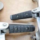 ヤマハ TDM850 RN03J 純正 タンデムステップ 4TX 左右セット 210902YD1024