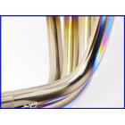 ★ 【M4】良品♪CB1300SF(SC54) アールズギア ワイバン 4-2-1 2テール チタンエキゾーストパイプ♪触媒入り♪60.5mm♪